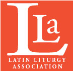 Latin Liturgy Association Logo