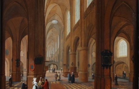 Church interior – Pieter Neefs I (attributed to)