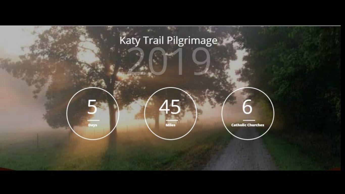 Katy Trail Pilgrimage 2019